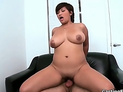 Cute feel one's in the same manner amateur non-specific gets fucked