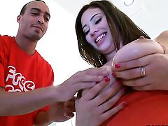 Latin Selena Castro enjoys mans pine thing embrace audition deep inside her bush
